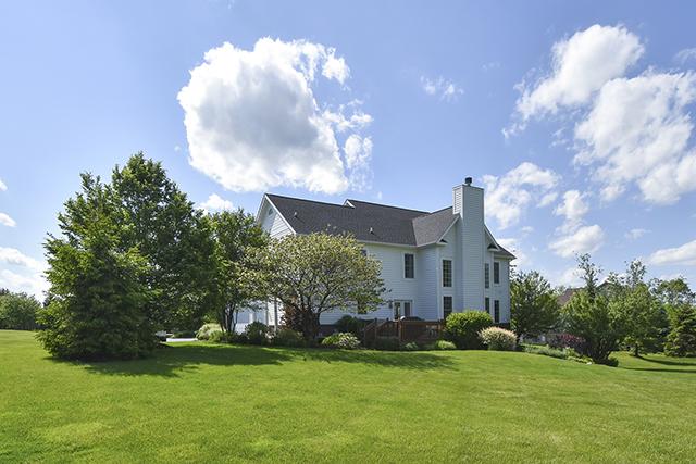 1175 Overidge View Court - Backyard