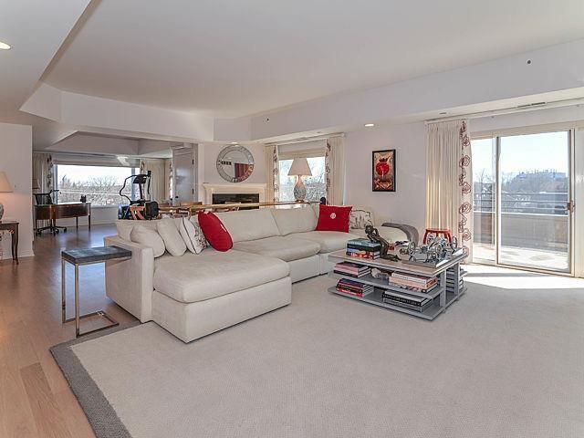 505 E. Huron Street - Living Room