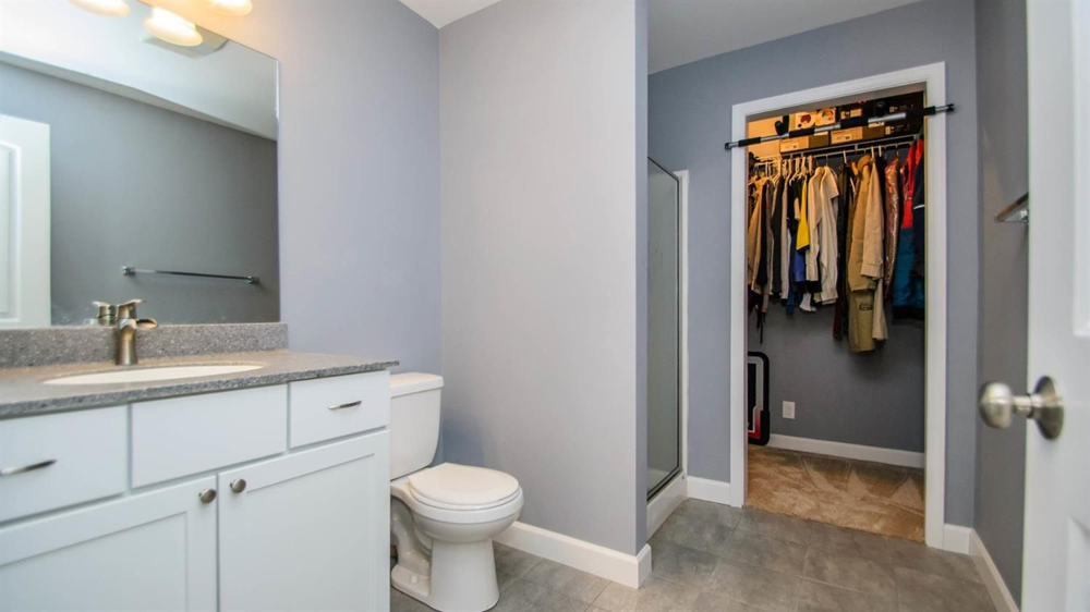465 Amherst Circle - Lower Level Bathroom