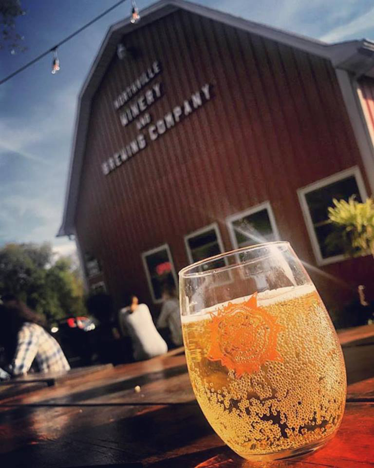 Northville Brewery and Winery Ann Arbor, Michigan date night ideas