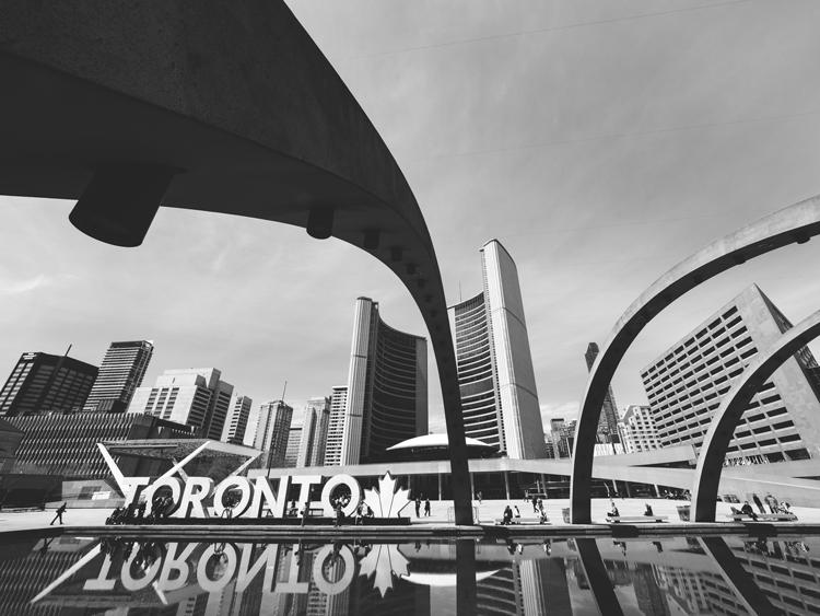 Weekend vacation to Toronto Ontario Canada