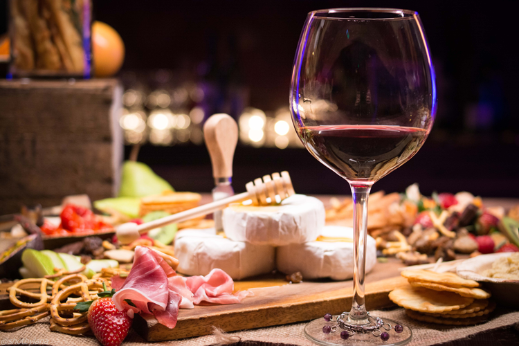 Things to do in Ann Arbor, Michigan in April 2018 Zingerman's Creamery wine and cheese pairing