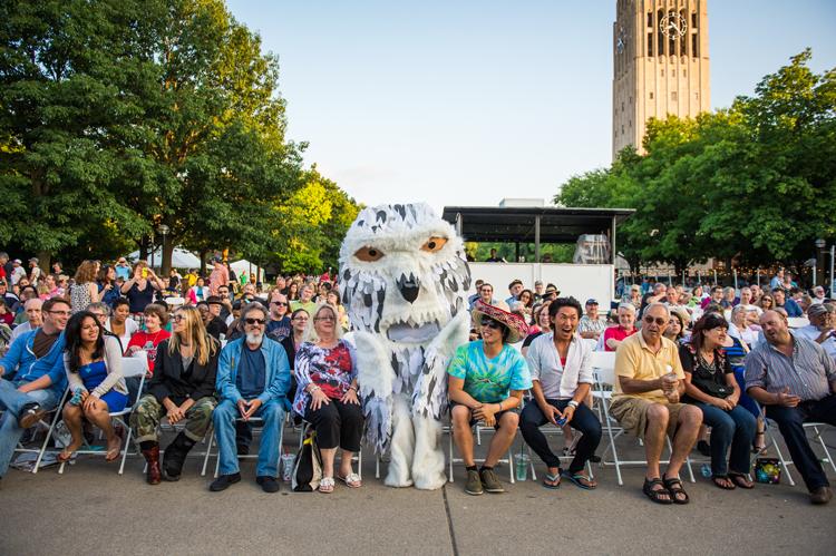 Ann Arbor Summer Festival 2018 Michigan Festivals