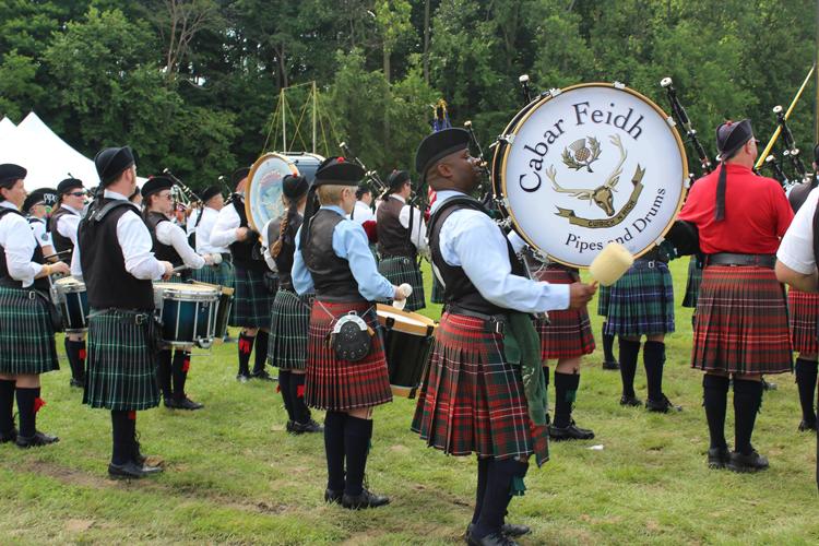 Saline Celtic Michigan Festival 2018
