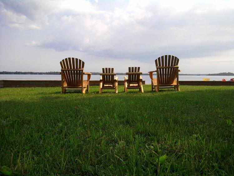 Grand Lake Resort Lake Huron Michigan vacation hotels