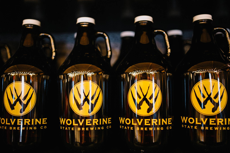 Wolverine Brewing Co Ann Arbor craft breweries