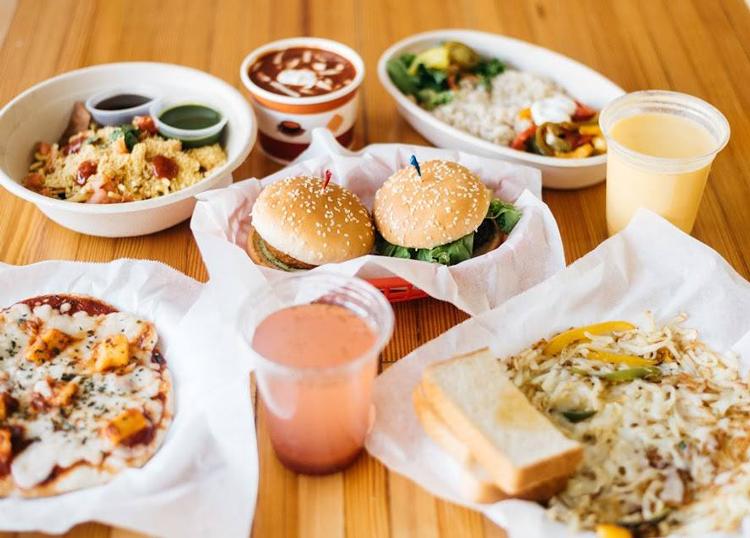 Veg-o-rama Ann Arbor vegan restaurant