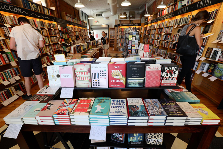 Literati Bookstore What to do in downtown Ann Arbor Michigan