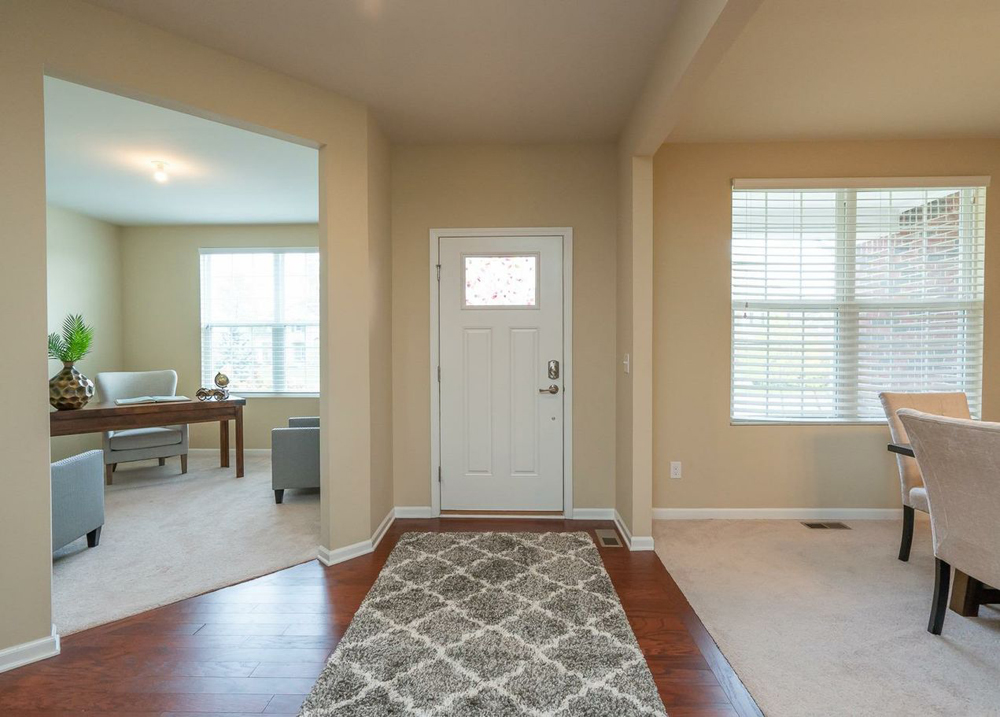 1195 S. Hickory Ridge Court - Canton - Entry