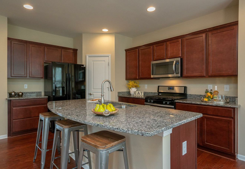 1195 S. Hickory Ridge Court - Kitchen