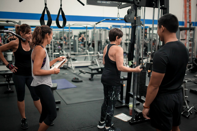 Applied Fitness Ann Arbor Michigan best gyms