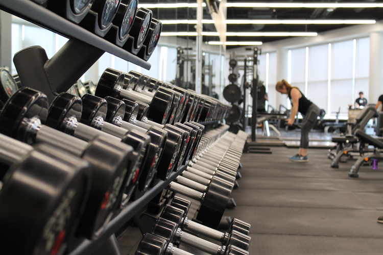 Fitness centers Ann Arbor Michigan best gyms
