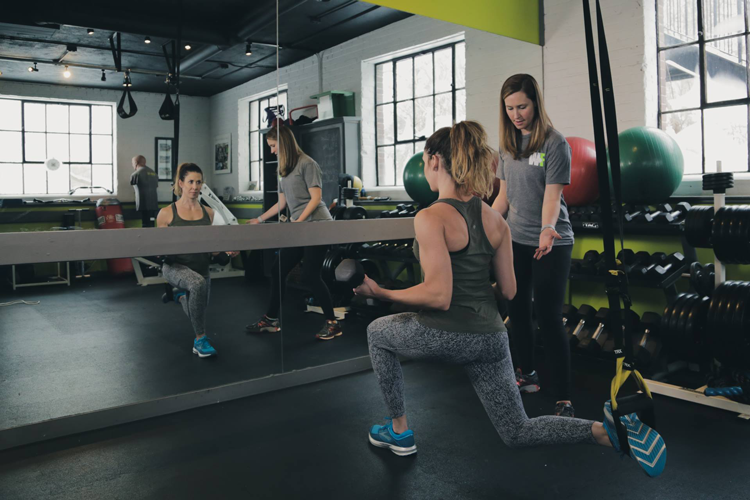 Wildly Fit Ann Arbor Michigan best gyms