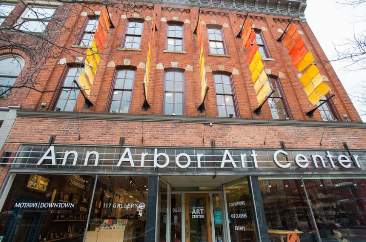 Ann Arbor Art Center Ann Arbor Michigan