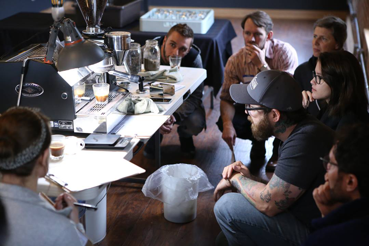 Hyperion Coffee Labs classes Ann Arbor Michigan