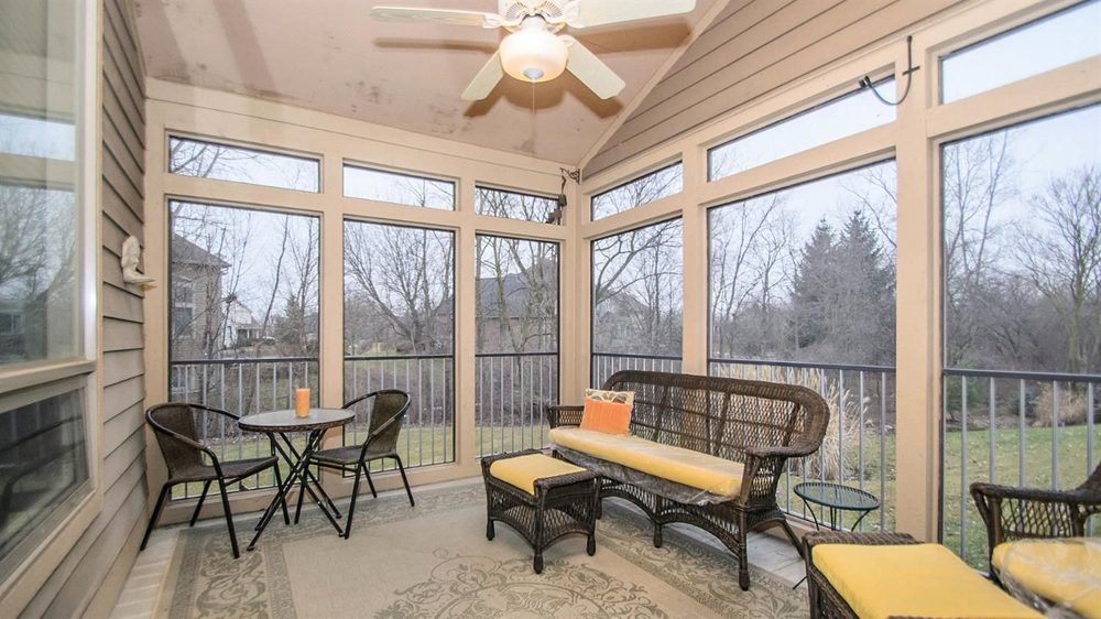 2207 Twin Islands Court - Porch