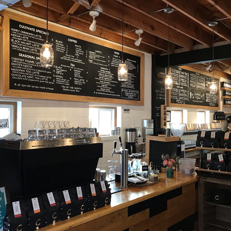 Coffee Roasters in Ypsilanti Michigan