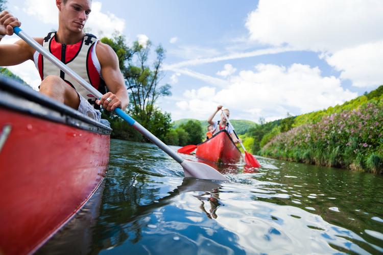 Huron River Kayak Ann Arbor Michigan