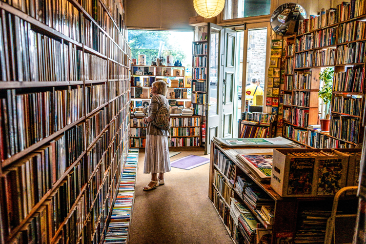 Bookstores Ann Arbor Michigan