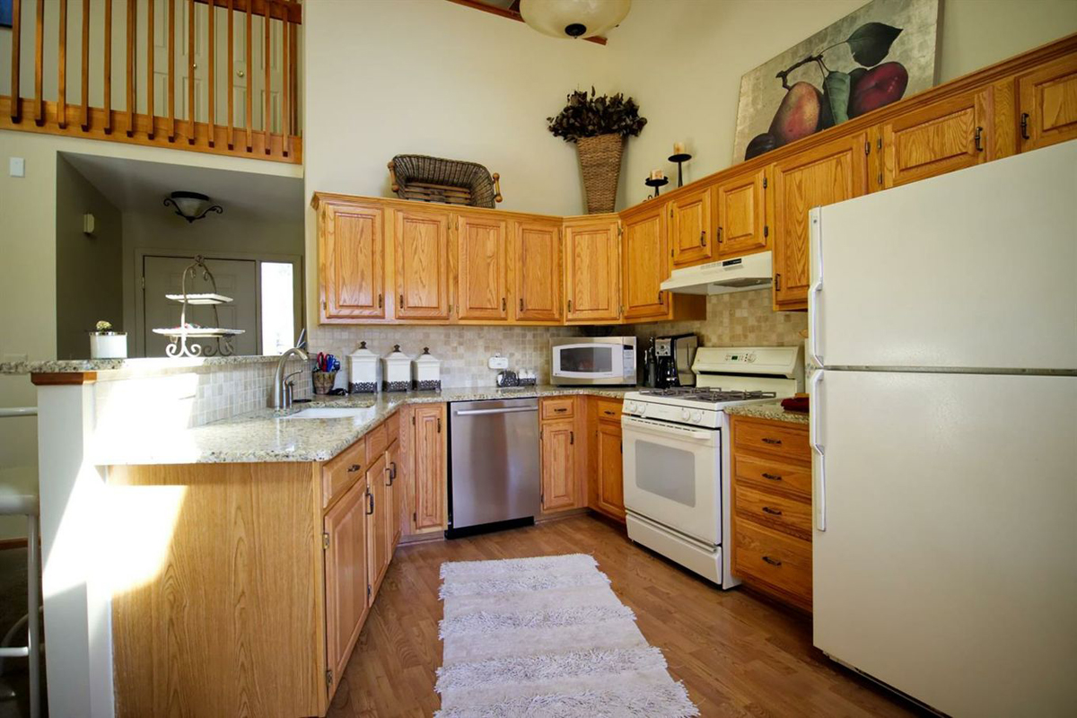 4371 Old Mill Road - Kitchen
