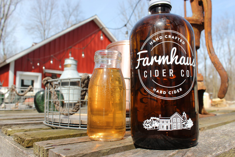 Hard cider in Michigan