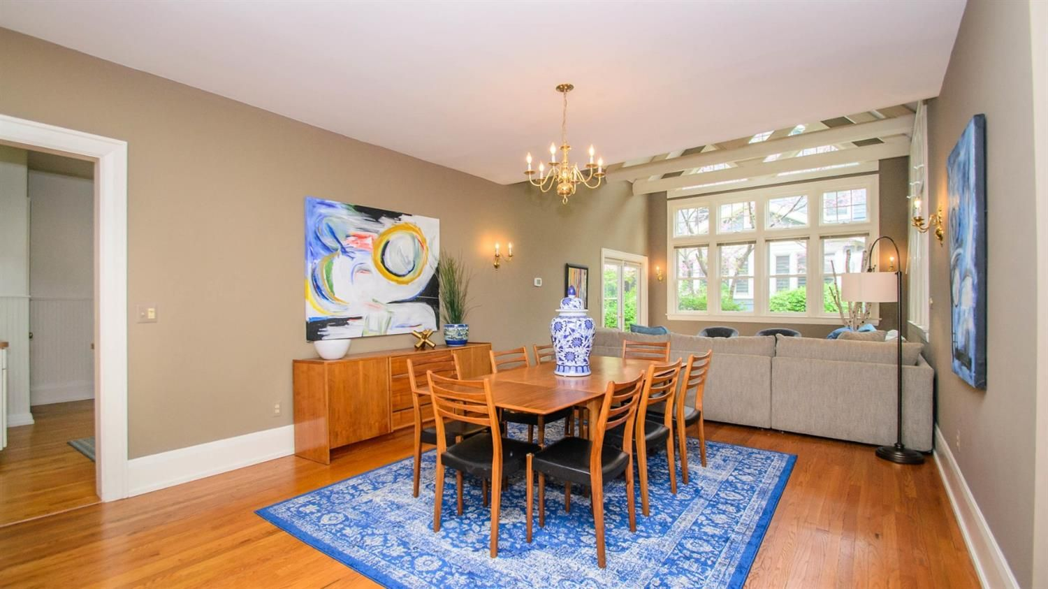 1158 Baldwin Avenue - Formal Dining