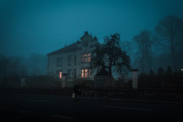 Haunted houses near Ann Arbor Michigan