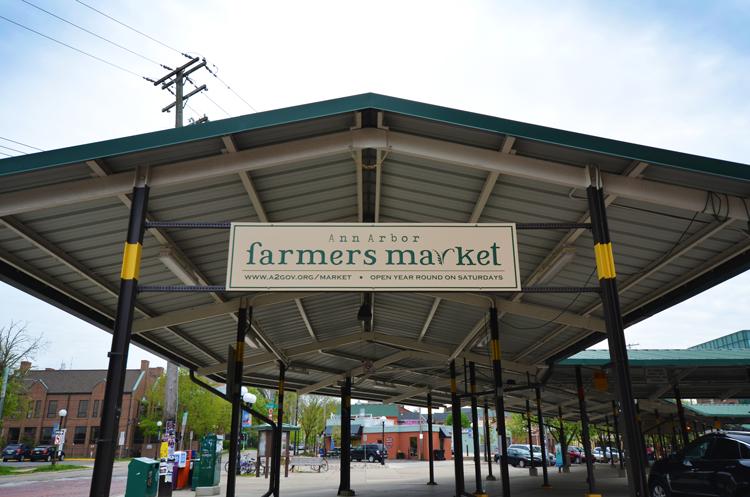 Ann Arbor Farmers' Market