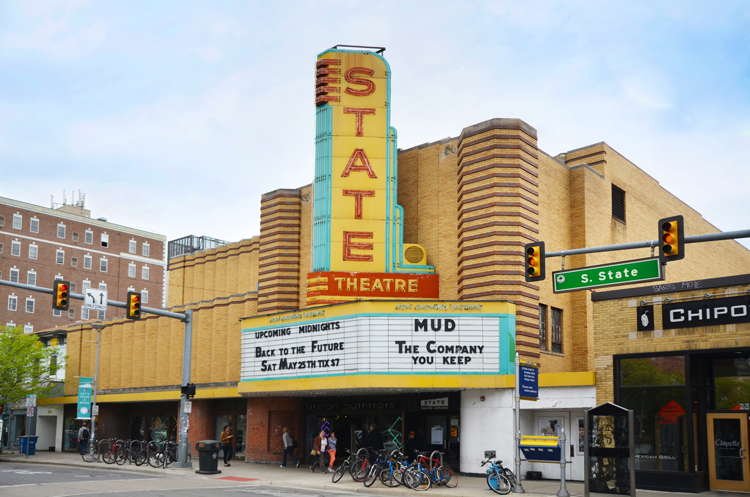 The State Theatre Ann Arbor, MI