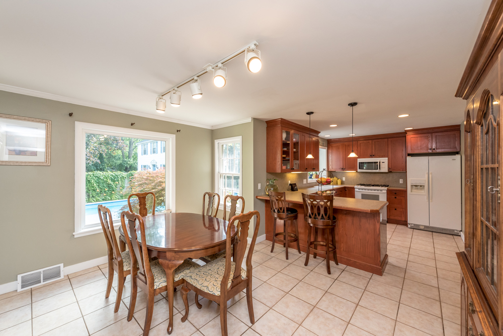 2110 Shadford Road - Kitchen and Dining Room