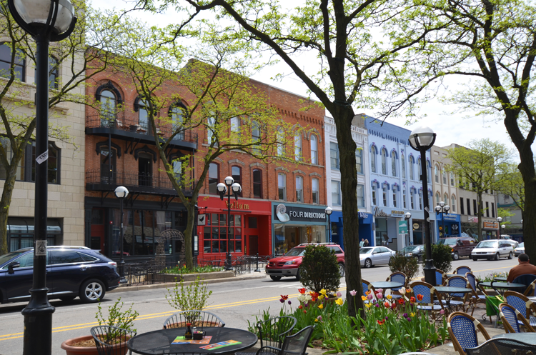 11 Reasons We're Thankful to Live in Ann Arbor