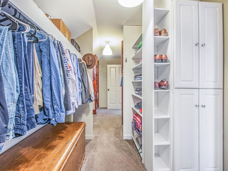 1329 N. Main Street - Master Closet