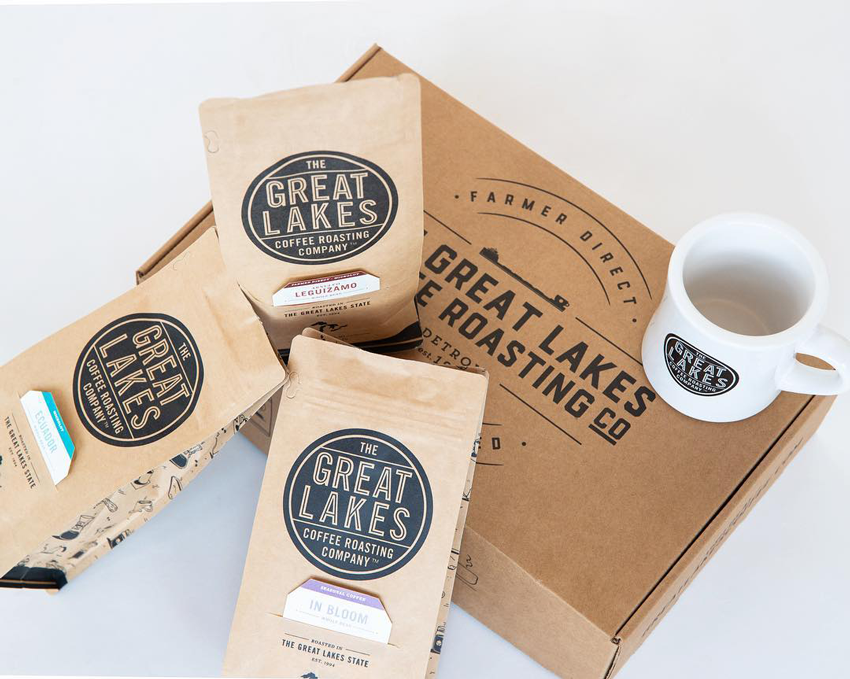 Coffee subscriptions in Ann Arbor Ypsilanti Michigan Great Lakes