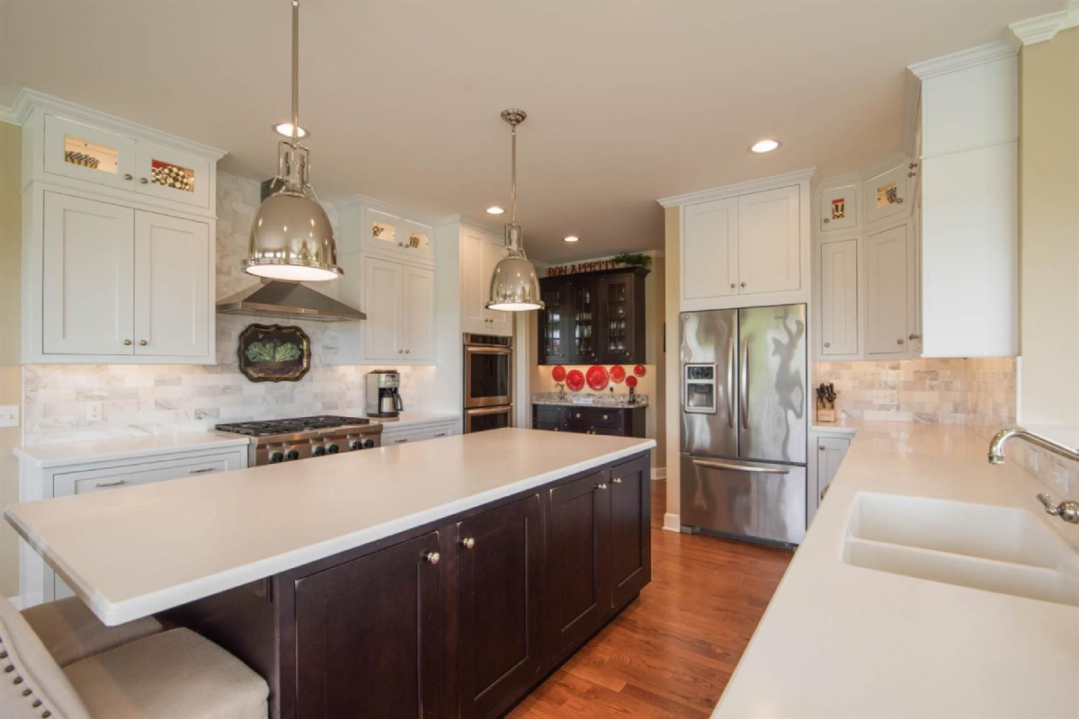 4231 Red Mesa Court - Kitchen