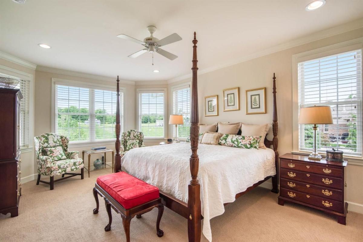 4231 Red Mesa Court - Bedroom