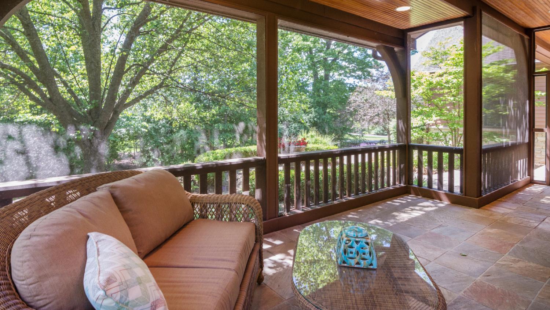 3905 Preserve Drive - Screened Porch