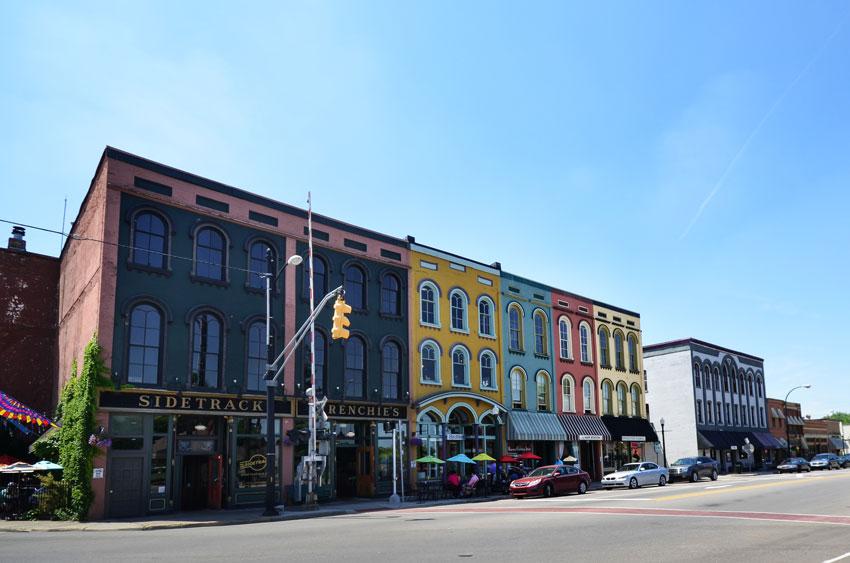 Ypsilanti, Michigan