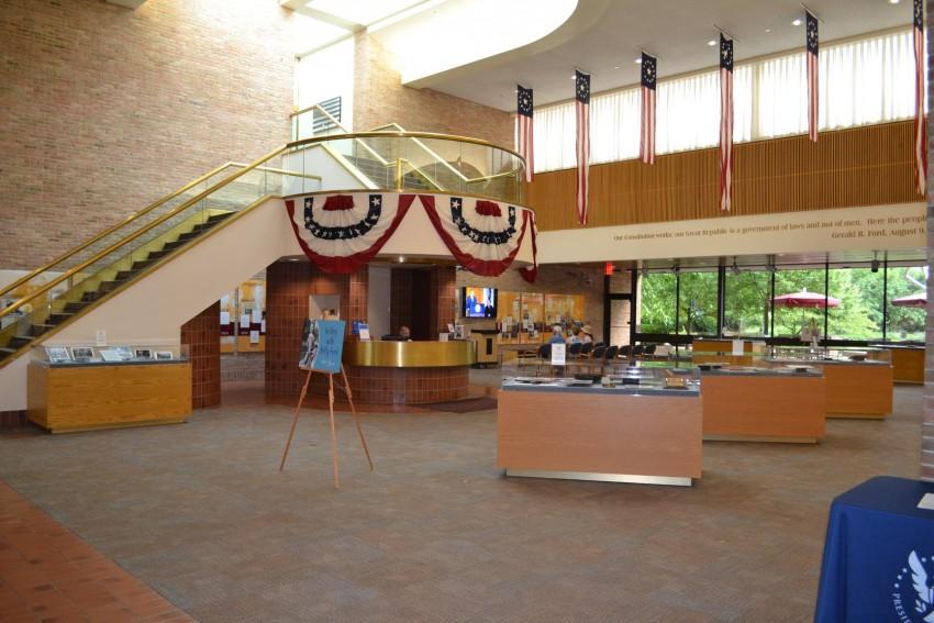 Gerald R. Ford Presidential Library, Ann Arbor
