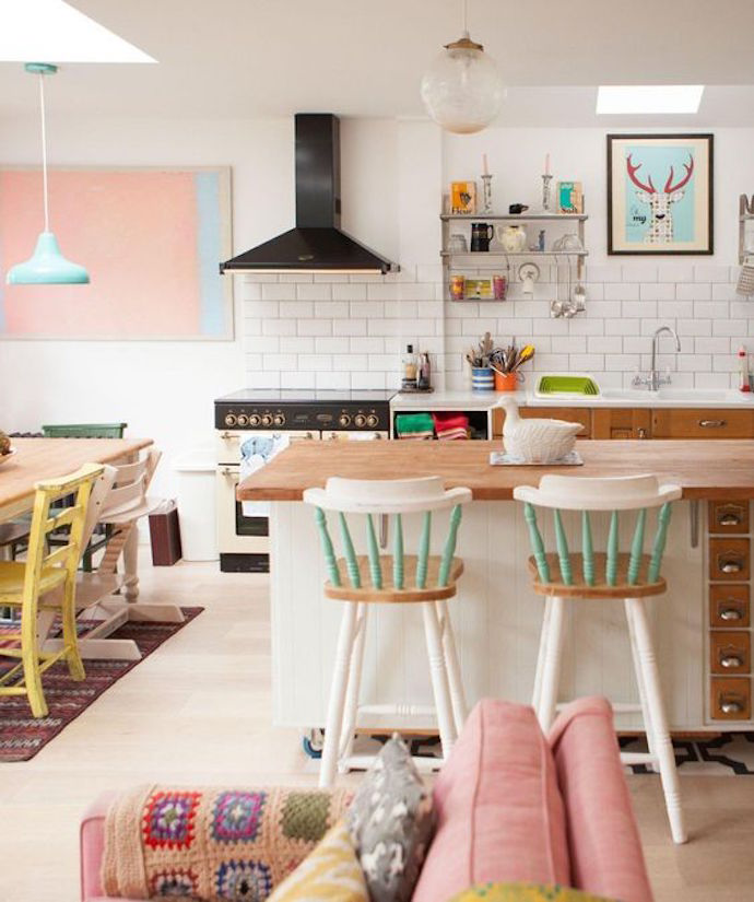 Ways A Pastel Color Palette Can Work For Your Home