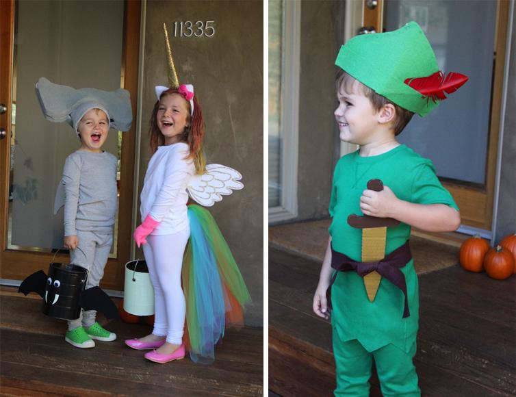 Halloween Costumes For 3 Kids.Last Minute Diy Halloween Costume Ideas For Women Kids