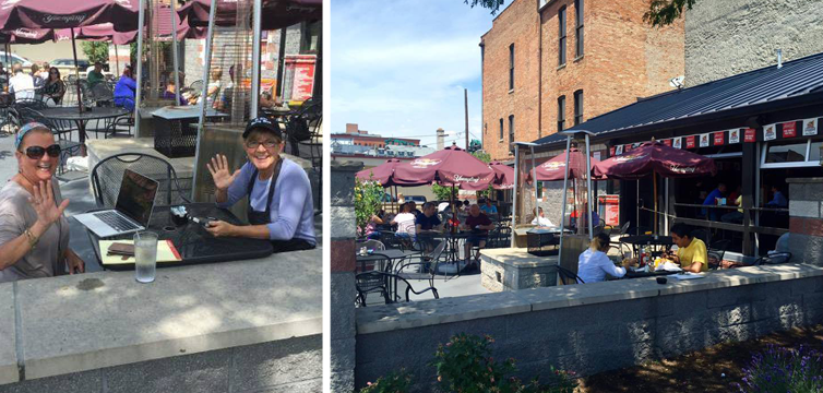 7 Dog Friendly Restaurants In Toledo
