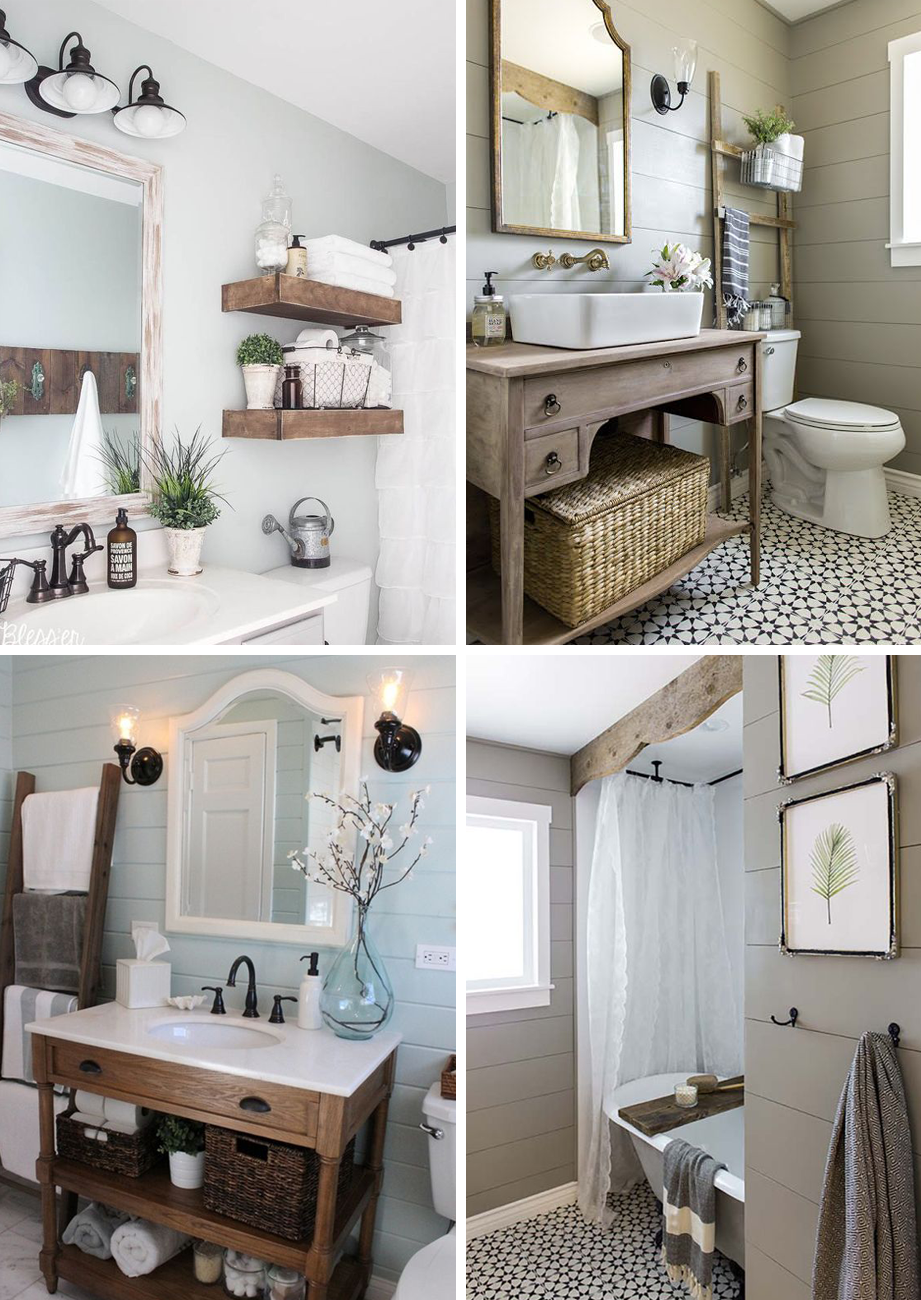 Get The Farmhouse Look Home Inspiration