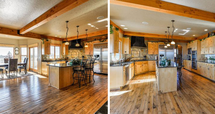 8 Northern Colorado Homes With Amazing Kitchens