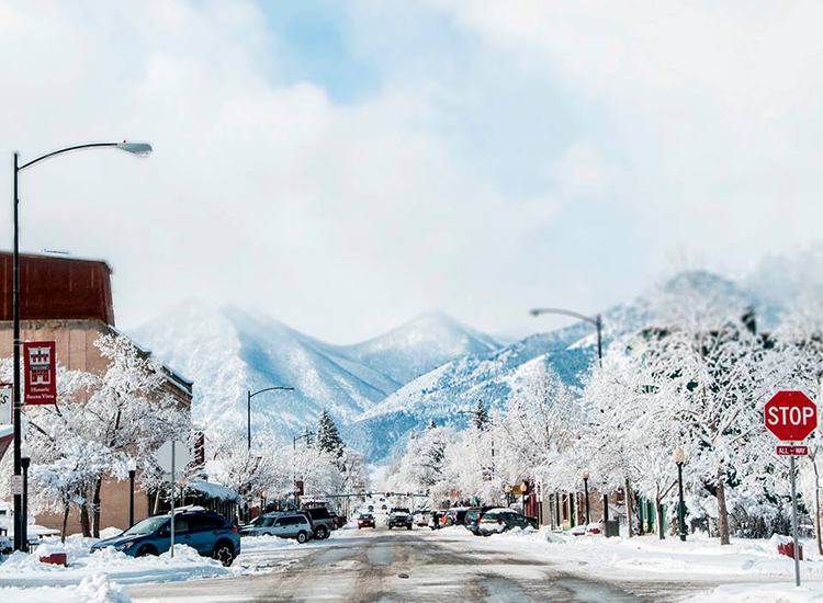 Christmas In Colorado Mountains.22 Colorado Mountain Towns You Have To Visit This Winter