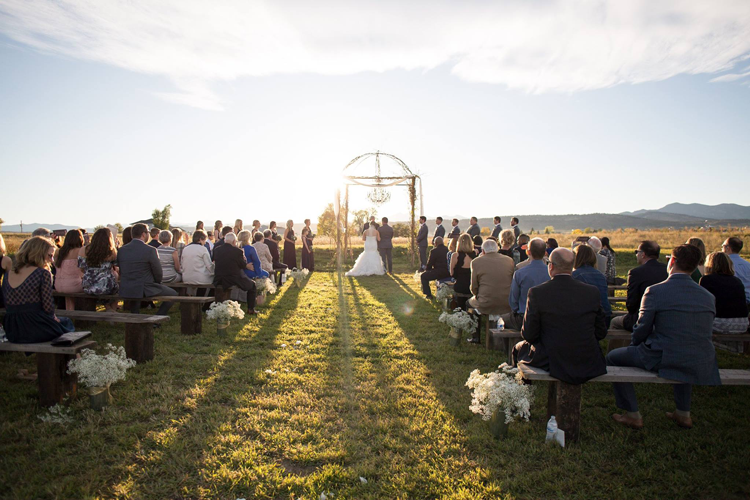 14 Unconventional Wedding Venues Near Fort Collins