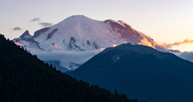 8 Must See Mountains In The Pacific Northwest Mapped The Local