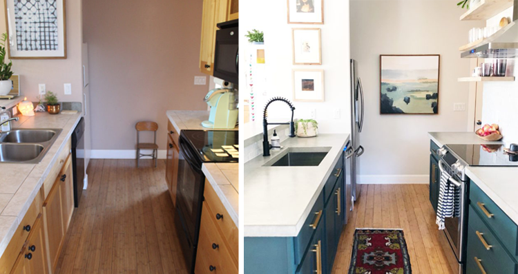 See The Incredible Before And After Transformation Of This Home In Bend The Local Arrow Pacific Northwest Real Estate Blog