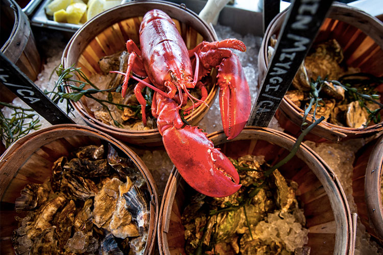 The 15 Best Seafood Restaurants In The Bay Area