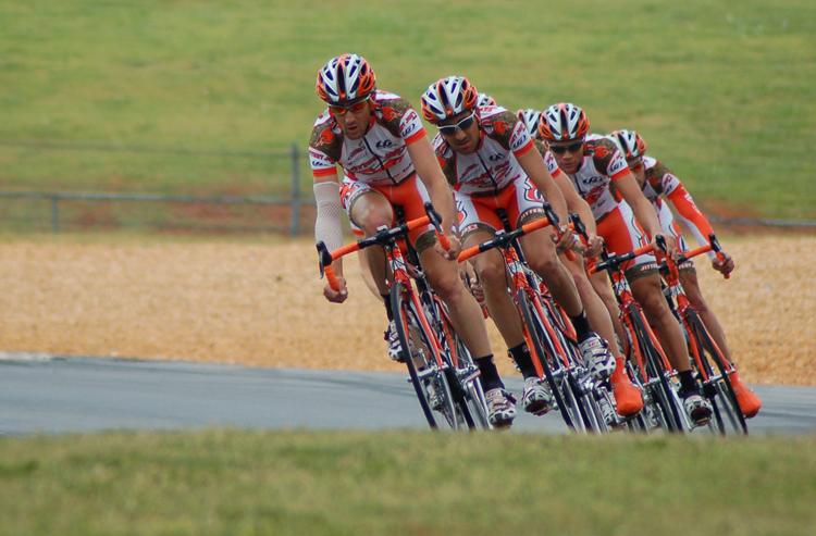 Lesbian bike racers agree