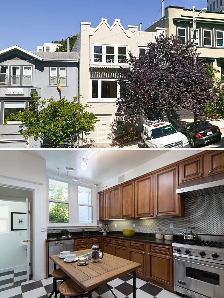 5 Stunning Homes for Sale in San Francisco Right Now